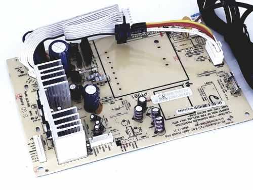 Placa Da Fonte Ms7716 Micro System Semp Toshiba Original