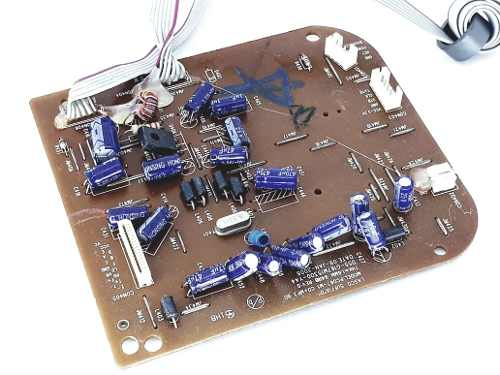 Placa Montada Semp Toshiba Rg 8177 Original