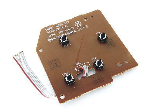Placa Rádio Semp Toshiba Tr7045 0320-m217-00 Original