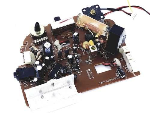 Placa Principal Semp Toshiba Rg8167mp3 Original
