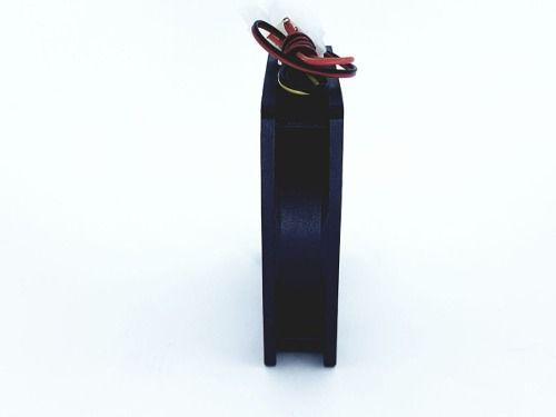 Cooler Ventilador 90x90x25 5v Conector Ide Df0922505sel Novo