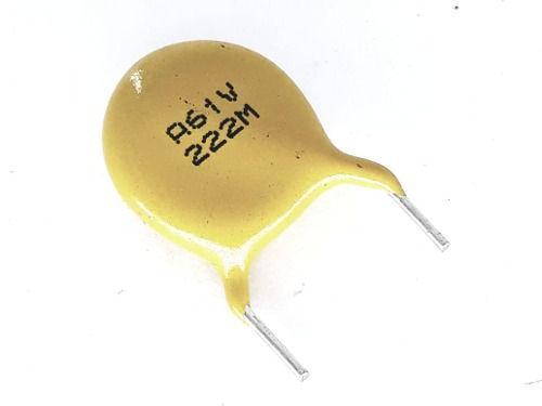 20 Peças Capacitor Cerâmico de segurança X1-y1 2k2 X 250v -a61v-222m