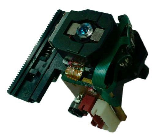 Unidade Ótica Kss200 8 Pinos Mecanismo Nova