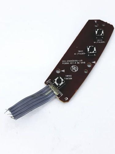 Placa Chave Direita Tr8152mu Semp Toshiba Original