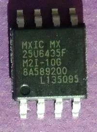 Chip Bios Positivo Xr2990 - 25u6435f Mx25u6435f - 25u6435f