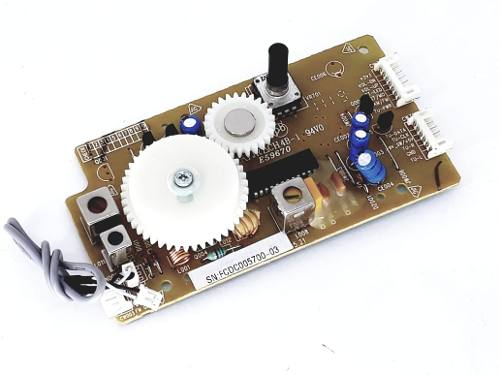 Placa Rádio Semp Toshiba Ms7904 Original