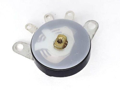 5 Peças Potenciômetro Miniatura 50k Sem Chave