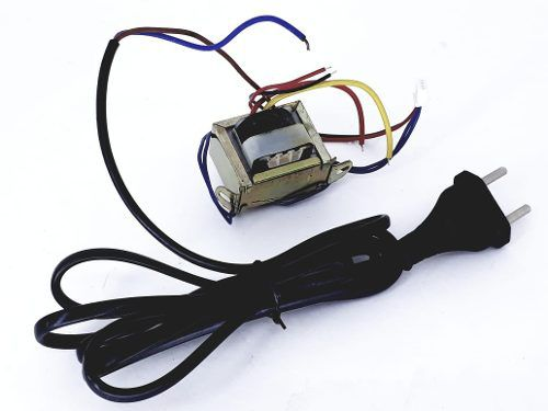 Transformador Com De Cabo Força Hlj41n0362 4 Pinos Tr8167mp3