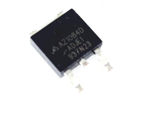 Transistor Az1084-adj Regulador 3,3v 5a To252-2