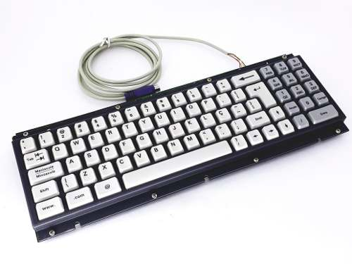 Teclado Anti Vandalismo Elgin Fourth Ft077/05