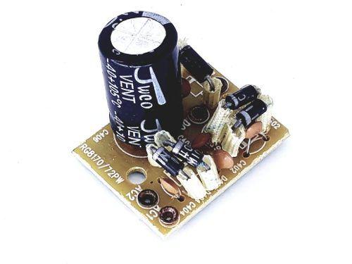 Placa Da Fonte Semp Toshiba Para Modelo Rg 8172 Nova