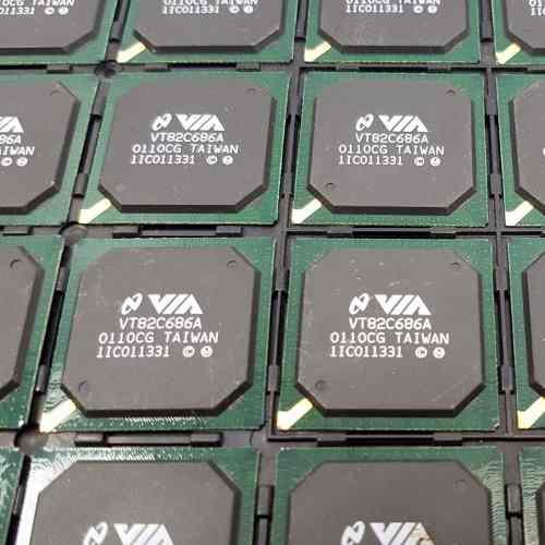 Chipset Vt82c686a 0110cg Com Esferas Vca