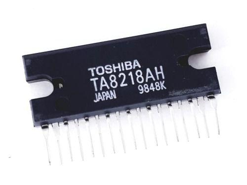 Ci Circuito Integrado Ta8218ah Semp Toshiba Original