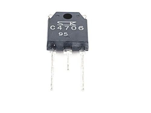 8 Peças Transistor 2sc4706