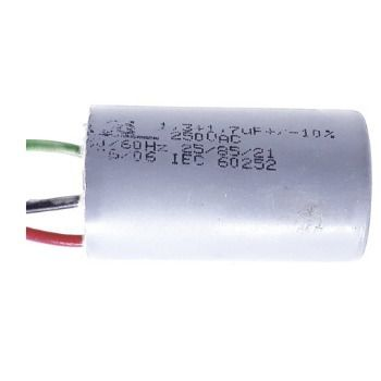 Capacitor Para Ventilador 1,3+1,7uf 250vac +-10%
