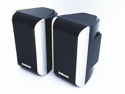 Par De Caixa De Som Toshiba Xb1536hs Original Home Rádio