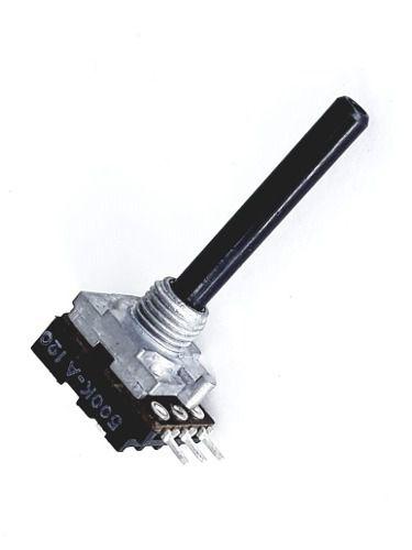 Potenciômetro 500k A120 Eixo Longo Rotativo 25mm 3 Terminais