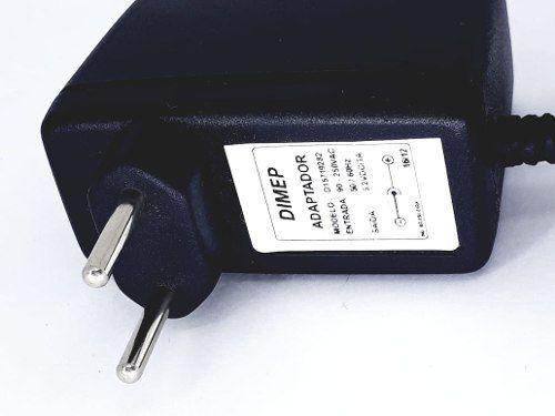 Adaptador Dimep D15719282 Com Pino 5,2 Vdc 1a