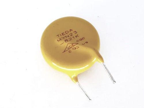 20 Pçs Varistor Diametro 23mm 820v Código Myn23-821k - Tieda