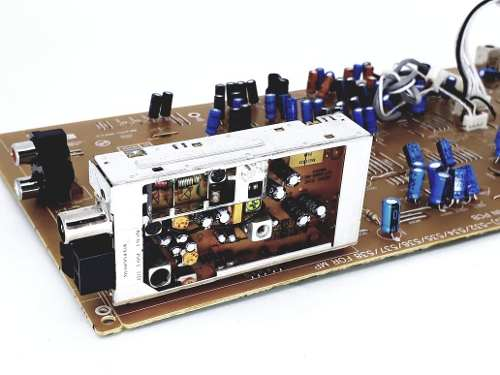 Placa Mini System Semp Toshiba 9cd659900-03 Ms7303