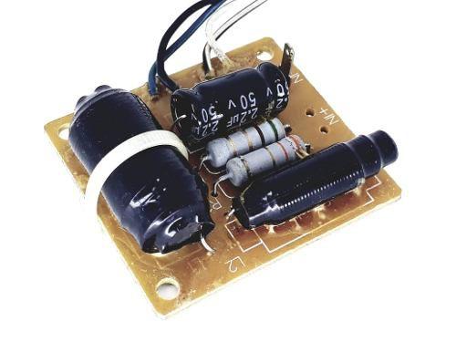 Placa Crossouver Ms6550 6630 Novo