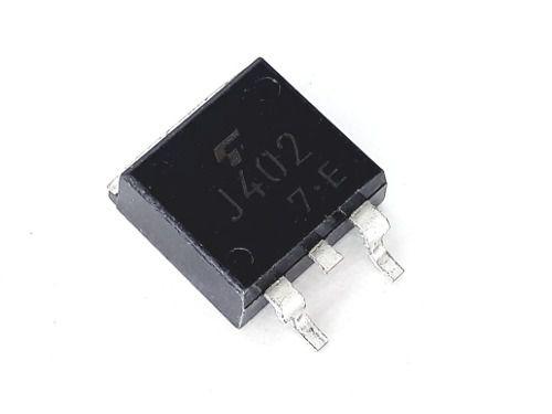 10 Peças De Transistor Mosfet 2sj402 J402 Te24l Novo