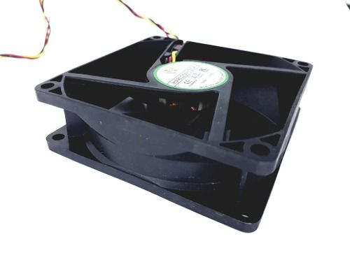 Cooler Ventilador Para Gabinete 80x80x25 Mm Hab025m12sa-z