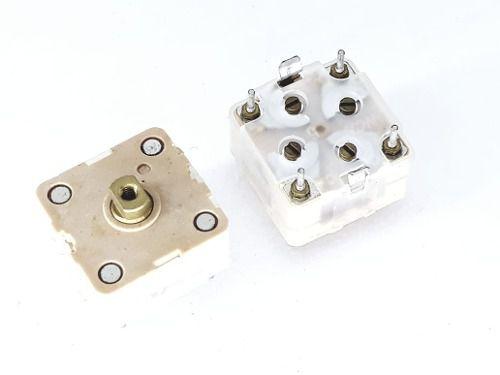 Capacitor Variável 20 X 20a 126pf Df443df04-a04 Novo