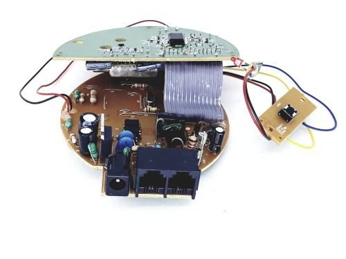 Placa Base Montada Para Telefone Semp Toshiba Ft 9008 Novo