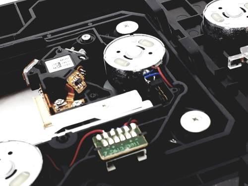 Unidade Ótica Com Mecânica Leitor M681 M679 Nova