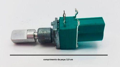 Potenciômetro Giratório Rotatitvo 10 K Sd 7070