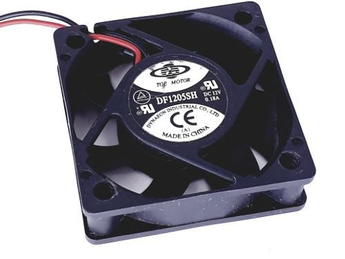 Cooler Ventilador 50 X 50 X 15 Mm 12 V 0,18 A Df1205sit