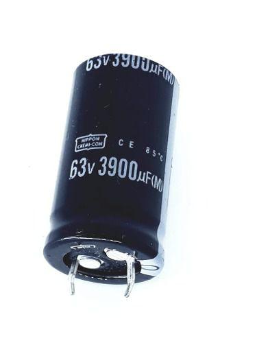 Capacitor Eletrolítico 3900 Uf X 63 V 20x40 Novo