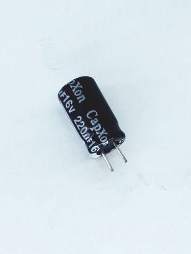 100 Peças Capacitor Eletrolítico 105° 220x16 220 16 P1126