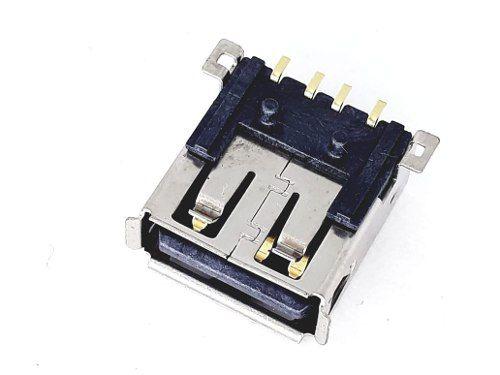 5 Peças Conector Smd usb M4040 P4640 08406 Novo