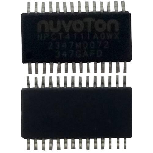 Ci Circuito Integrado Nuvoton Npct4111a Tablet Npct
