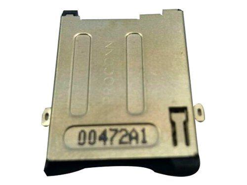 Leitor Cartão Sim Card Memória Celular Slot Pc 8 Pinos 472a1