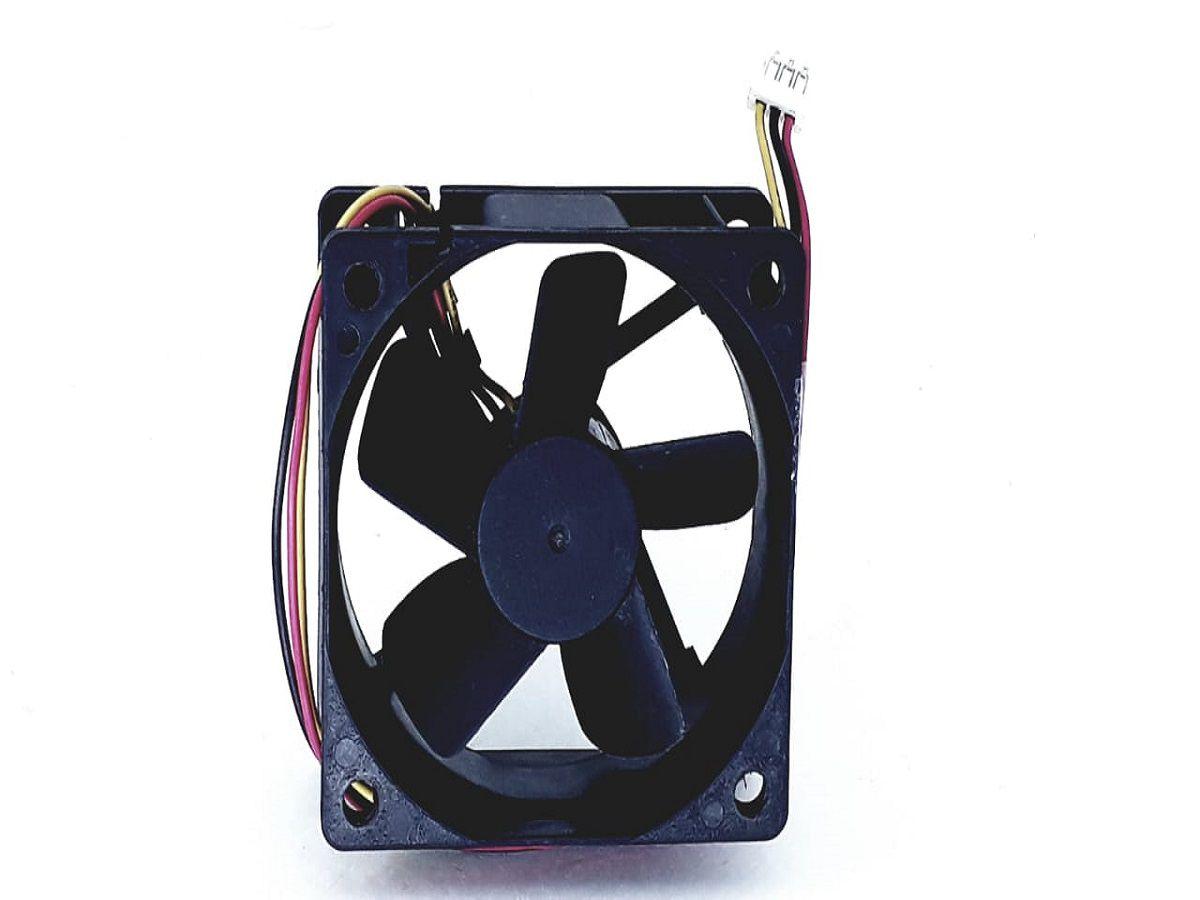 500 Peças Micro Ventilador 60x60 25mm Fan Cooler 12v