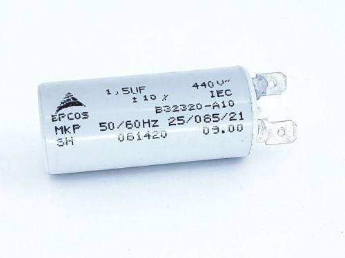 Capacitor 1,5uf X 440v Epcos B32320-a5155-k010