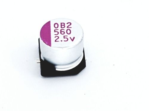 20 Peças De Capacitor Eletrolitico 560x2.5v 560uf X 2.5v