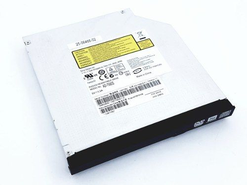 Drive Interno Dvd E Cd-rw Notebook Ad-7560s Sata Sony