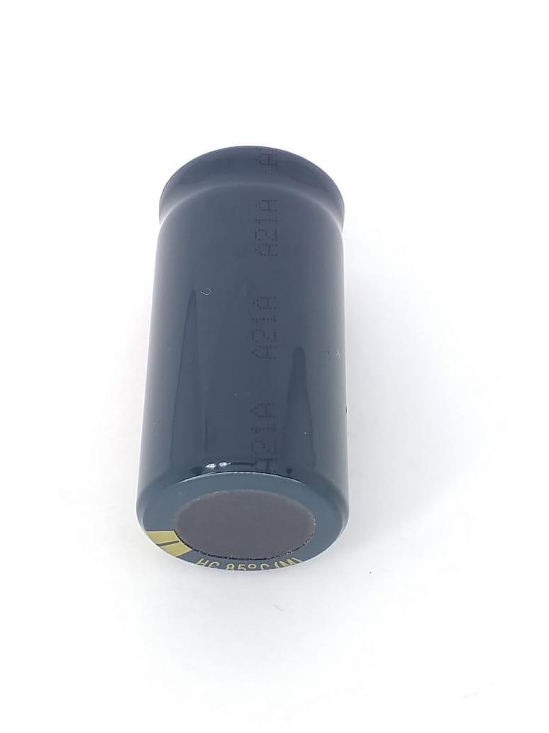 5 peças Capacitor Eletrolítico 330UF x 400V Snappin 85° 2 terminais
