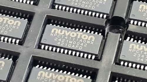 5 peças Ci Circuito Integrado Nuvoton Npct4111a Tablet Npct
