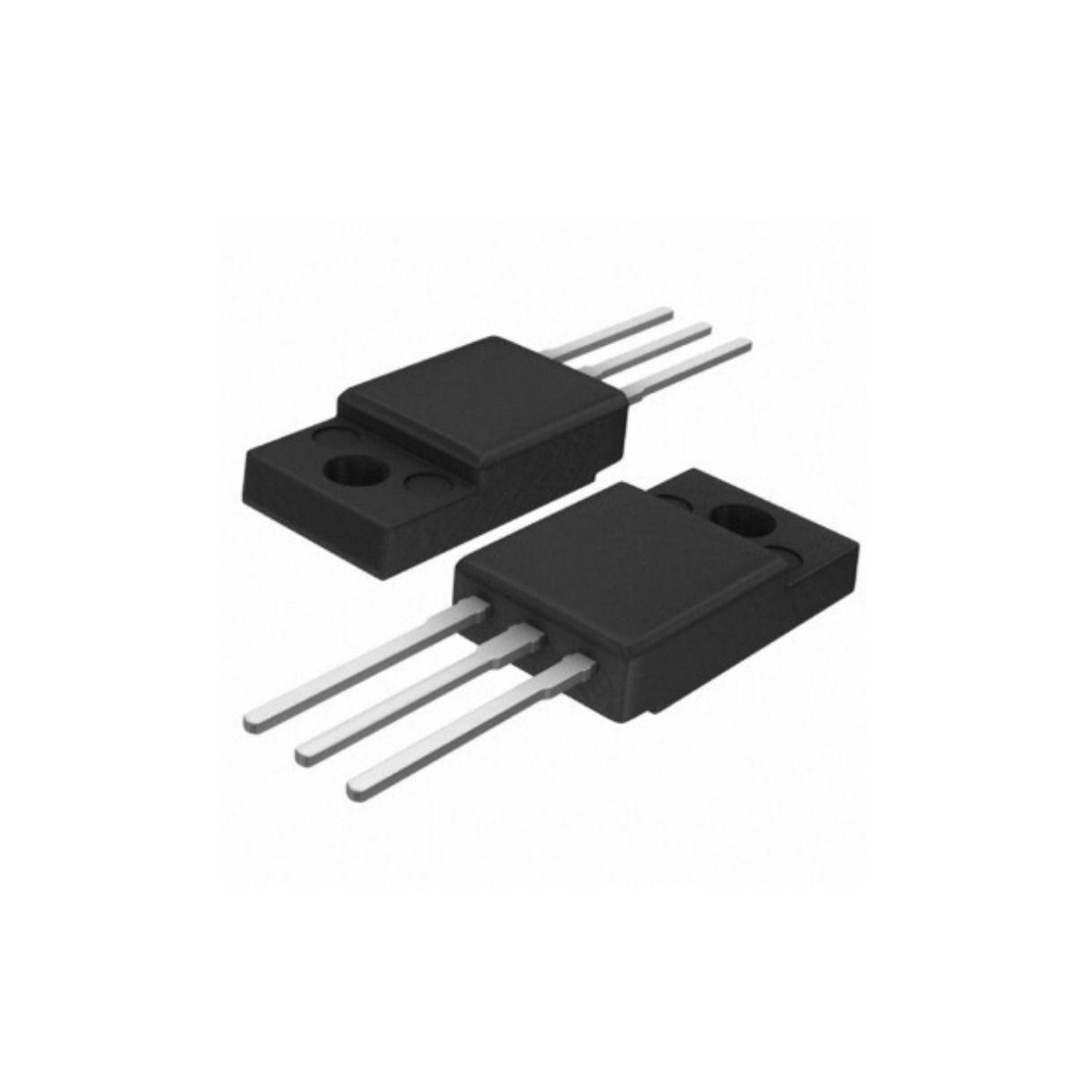 5 Peças De Transistor Mosfet Std 1703l D1703l  novo