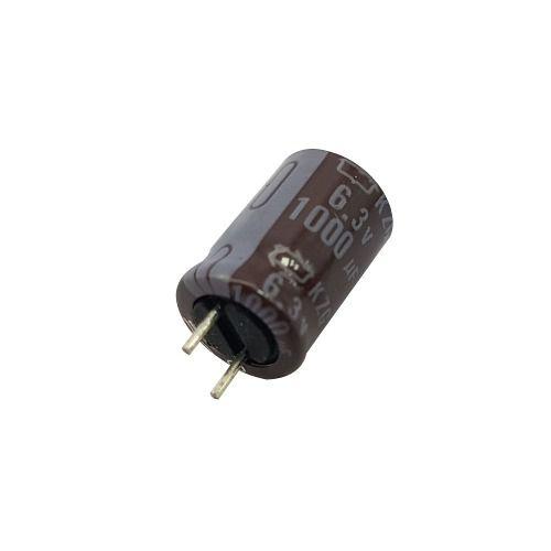 2 mil Peças Capacitor Eletrolítico 1000uf X 6,3u 105 Graus 12x8