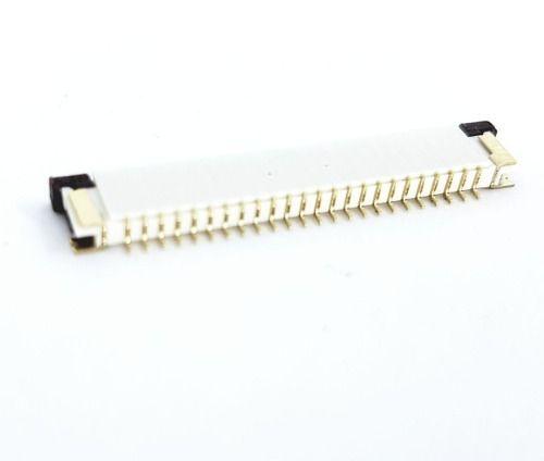 10 Peças Conector Molex 24 Pinos Branco Zif 85201-2405 Novo