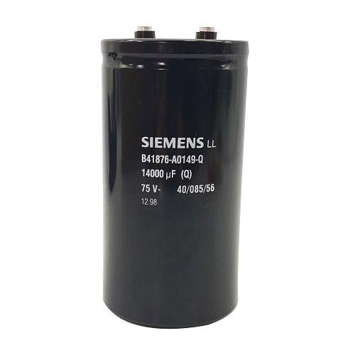 Capacitor Giga Siemens 14.000 Uf X 75 V B41876-a0149q