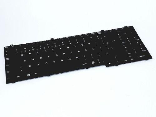 Teclado Notebook Semp Toshiba 1558 V062005ak1 Br 71-31804-02