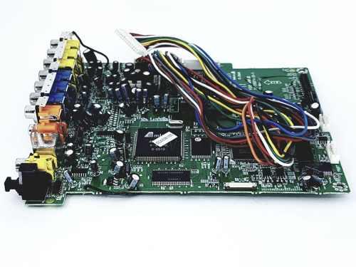 Placa Principal Para Home Theater Toshiba Xb1535 Nova