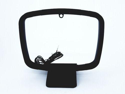 Antena Loop Som System Toshiba E Outros Sem Conector AM